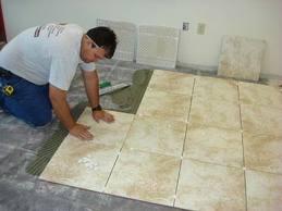 me tiling