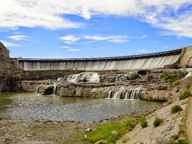great falls ryan dam
